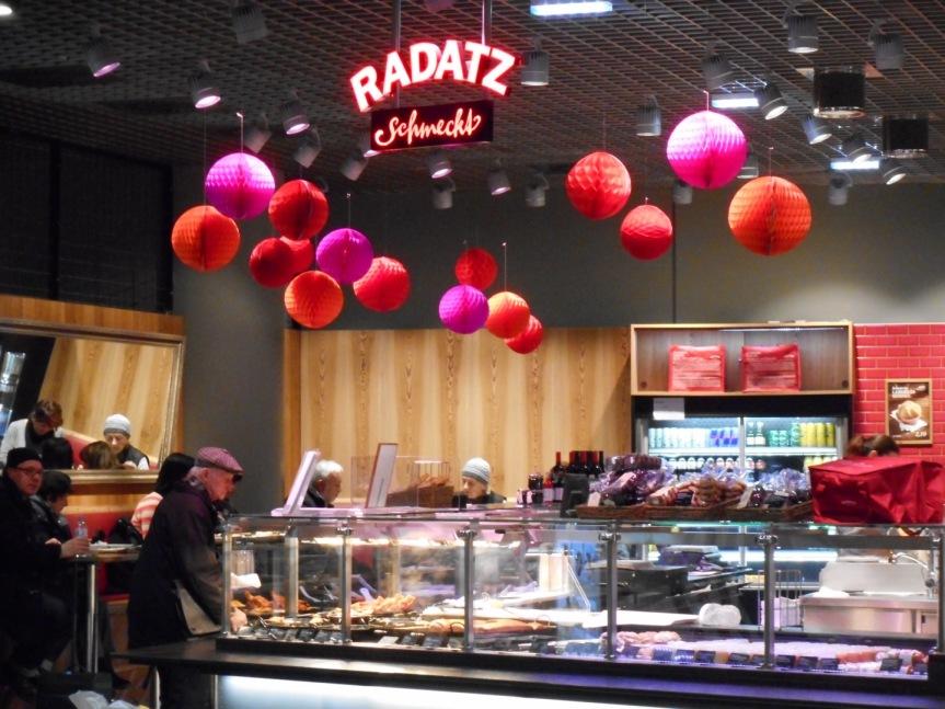 Radatz 小食店