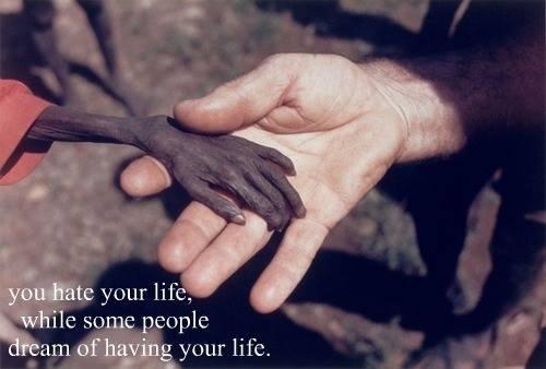 你在厭惡別人夢想的生活