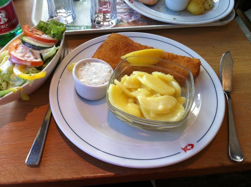 Nordsee 親民的海鮮餐廳