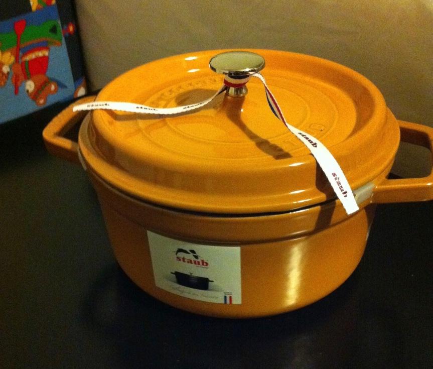Staub鑄鐵鍋