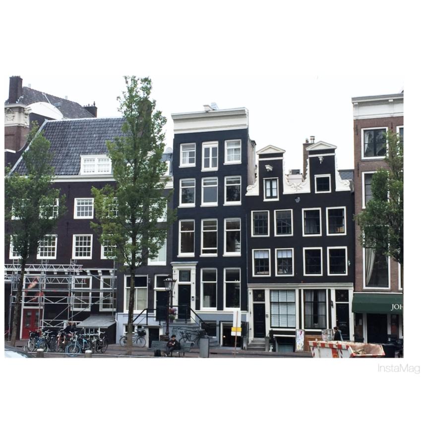 輕便旅居 阿姆斯特丹